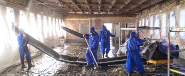 Do You Want to Work in the Field of Asbestos Abatement?