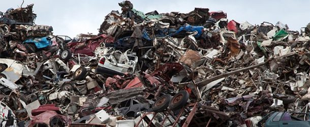 How to Get Rid of Your Scrap Metal Rubbish